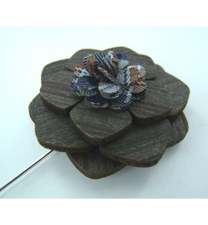 Broche alfiler 'Jasmin'