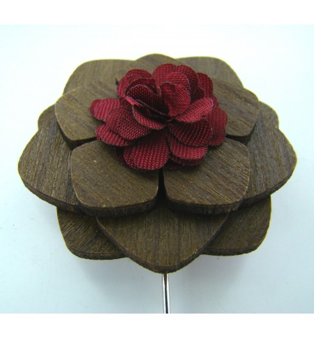 Broche alfiler 'Dalia'