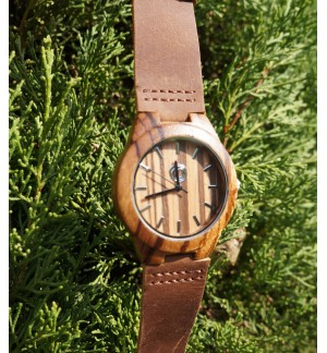 Wood Watch 'Armentia'