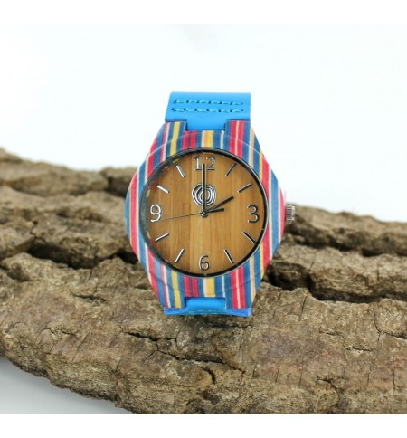 Wood Watch Irati