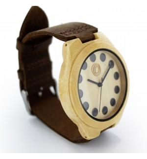 Wood Watch Urkiola